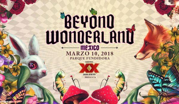 Beyond Wonderland 2018 – Monterrey