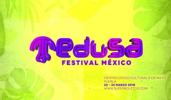 Medusa Festival 2018 – Puebla