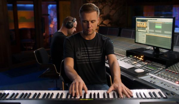 Tech: Armin van Buuren te enseña a producir en su Masterclass.