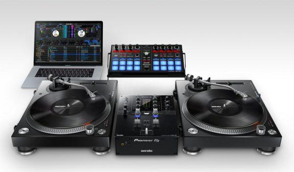 Tech: Pioneer Dj lanza la nueva DJM-S3 para todos los djs de estilo libre.