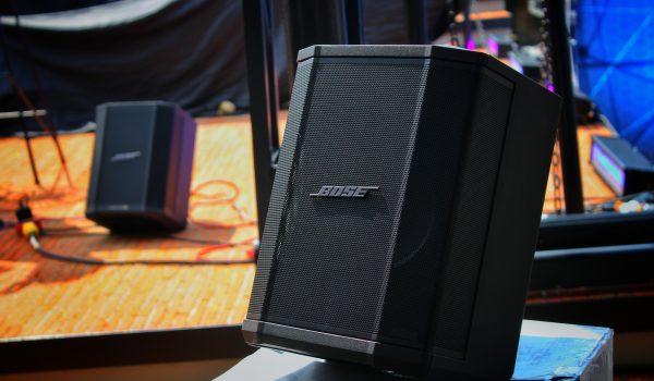 Tech: Bose presentó su nuevo sistema S1 Pro