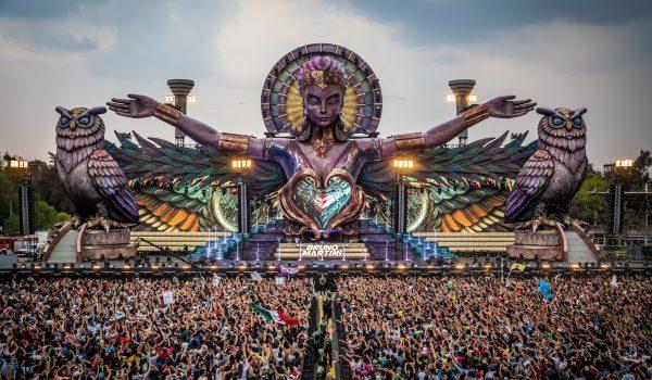 News: Electric Daisy Carnival Mexico 2018 rompe récord de asistencia.
