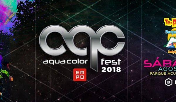 Aqua Color Fest 2018