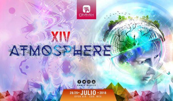 Atmosphere Festival México XIV