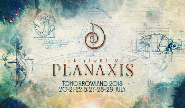 Transmision Tomorrowland 2018