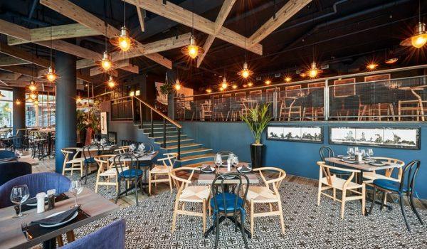 La inspiración que necesitas para tu nuevo Bar o Restaurante con los Restaurant & Bar Design 2018.