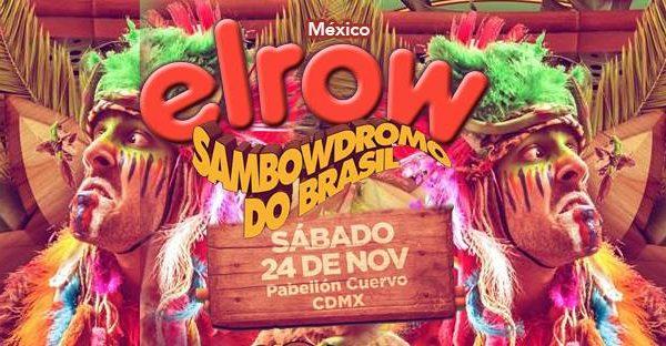 Elrow México