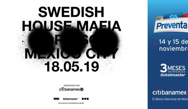 SWEDISH HOUSE MAFIA – MEXICO