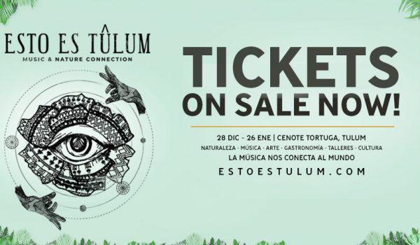 Gig: Esto es Tulum presenta su calendario de eventos.