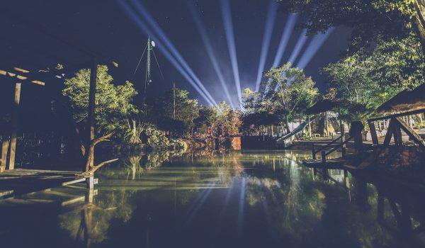 Gig: Nace Live Music Festival dos días de sonidos electrónicos en plena selva de Tulum