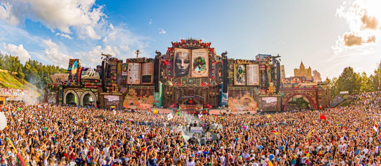 """News: Tomorrowland devela la temática para 2020 """"La reflexión del amor""""."""