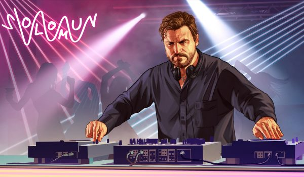 "Gamer: Ya puedes ver el set de Solomun en GTA V ""After Hours"" Online."