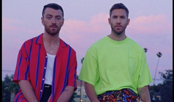 "Newness:CALVIN HARRIS Y SAM SMITH CELEBRAN VOGUE CON SU NUEVO SIGLE ""PROMISES"""