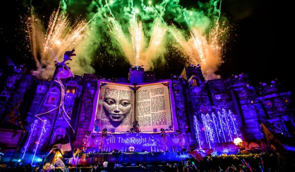 El libro de la sabiduria regresa a tomorrowland en 2019