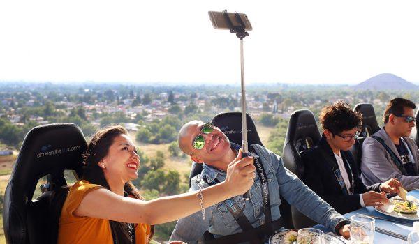 Newness: Llega a Morelia una de las experiencias más exclusivas: Dinner In The Sky.