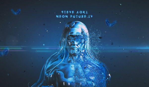 Music: Steve Aoki lanza Neon Future IV con 27 tracks
