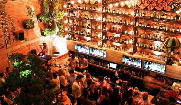 Top 10 de los mejores bares y antros en México 2020