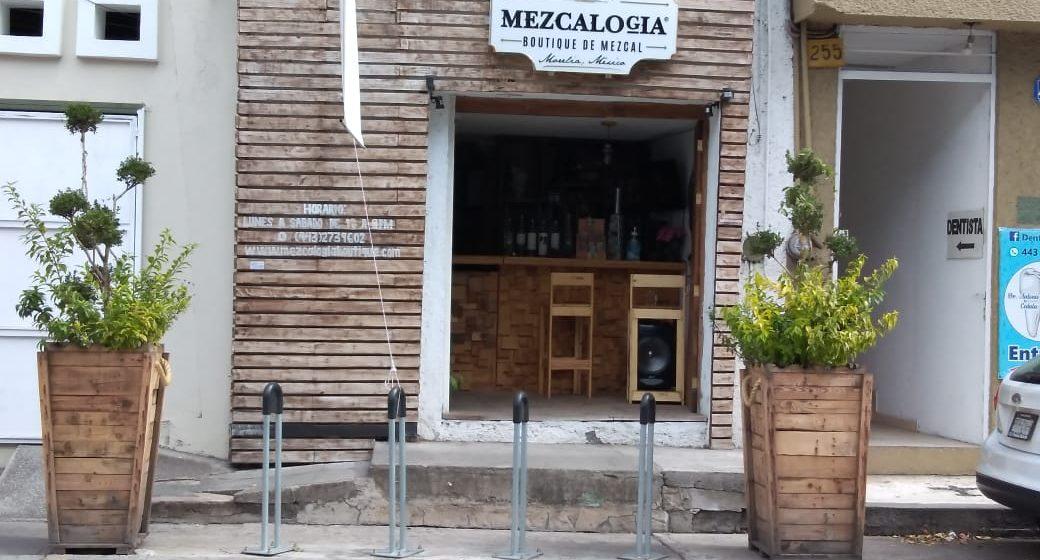 VENUES: Mezcalogia, un spot en Morelia para adquirir deliciosos mezcales artesanales.